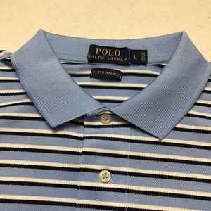 Polo by Ralph Lauren Shirts - Polo Ralph Lauren Performance Polo L like new